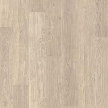 Ламинат Quick-step eligna 1304 light grey varnished oak planks (1380*156*8мм) (1,722м.кв.)