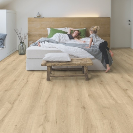 Ламинат Quick-step Majestic MJ3550 Desert oak light natural (2050*240*9.5м) (2,952м.кв.)